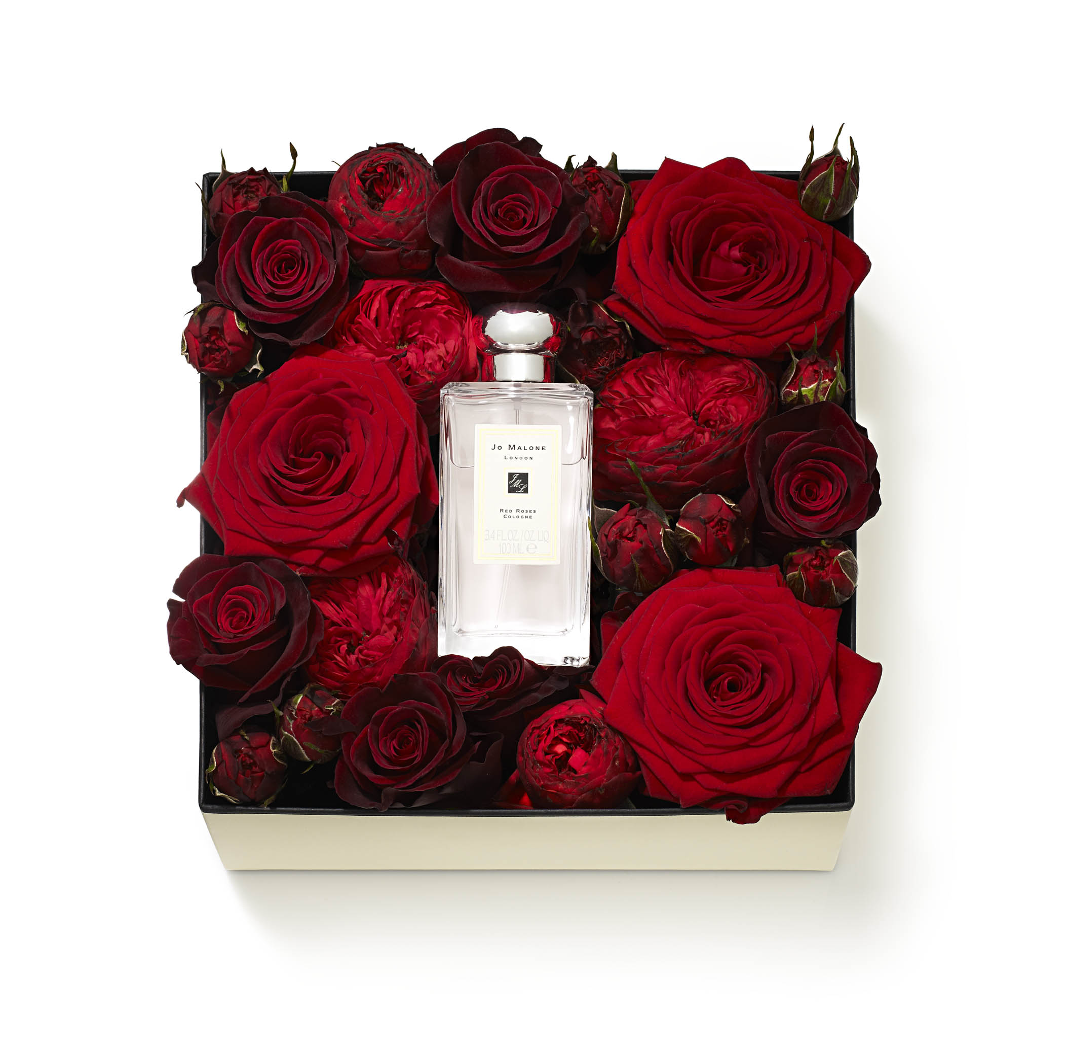 valentines day gift guide jo malone red roses gift box the luxe list. Black Bedroom Furniture Sets. Home Design Ideas