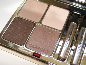 Clarins Autumn 2014 Eye Quartet Mineral Palette Lady Like Collection-4