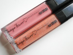 Tanya Burr Lipgloss and Nail Varnish-3