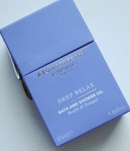 Aromatherapy Associates Deep Relax Bath and Shower Gel