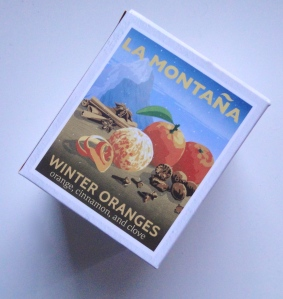 La Montana Winter Candles