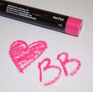 Bobbi Brown Hot PInk Art Stick