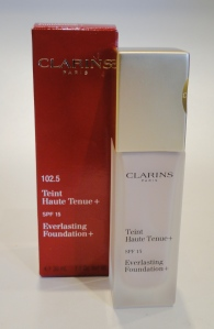 Clarins Everlasting+ Foundation