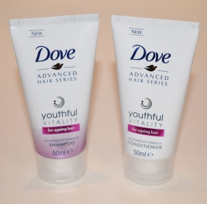Glossybox March 2015 Dove Haircare
