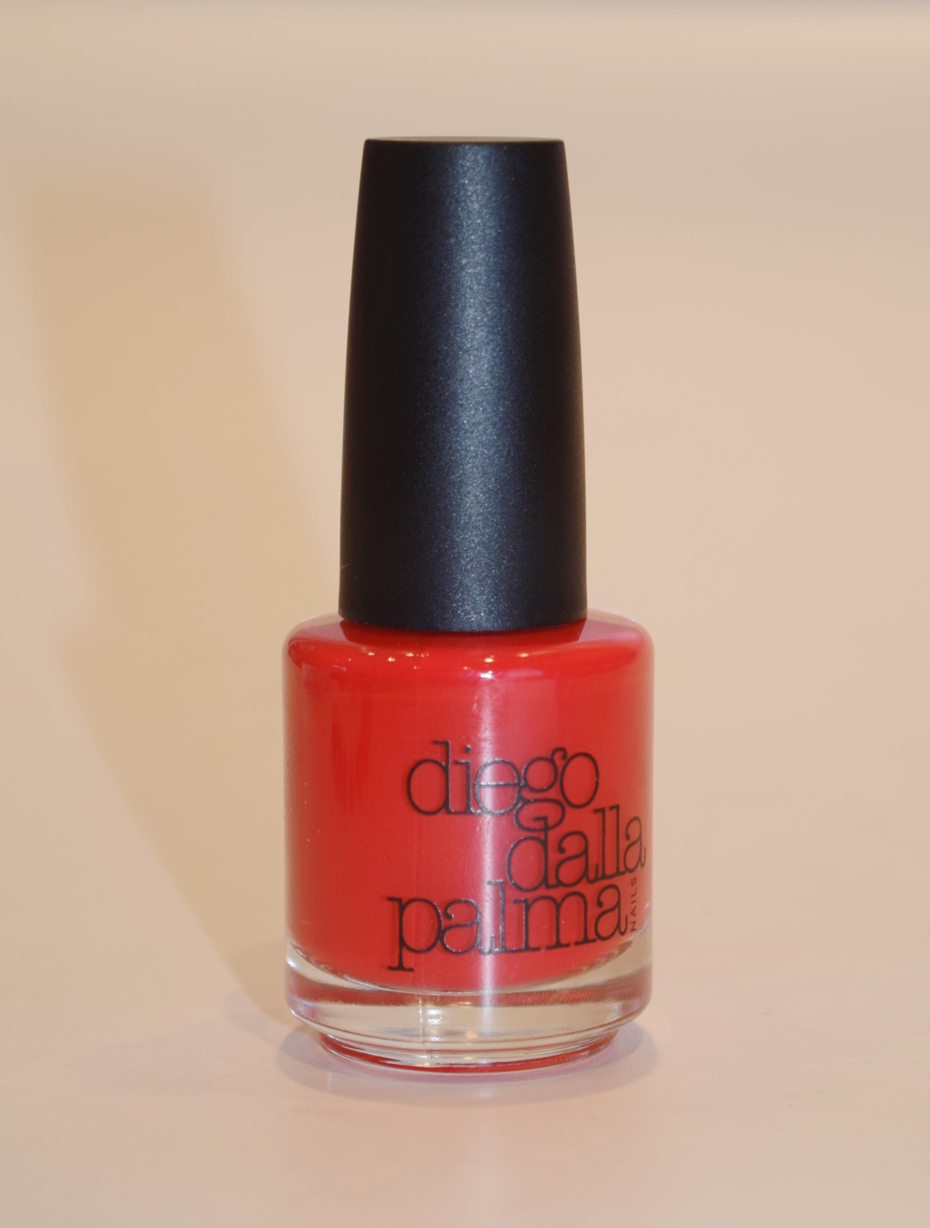 Diego dalla palma red passion nail varnish the luxe list - Diego dalla palma ...