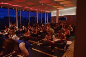 Harvey Nichols Yoga Event 3