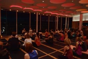 Harvey Nichols Yoga Event 4