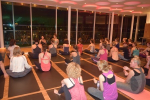 Harvey Nichols Yoga Event 6