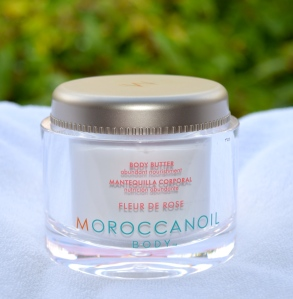 MoroccanOil Fleur de Rose Body Butter