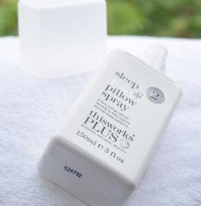 This Works Sleep + Deep Sleep Pillow Spray 3