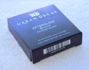 Urban Decay 8 hour Afterglow Blush Indecent