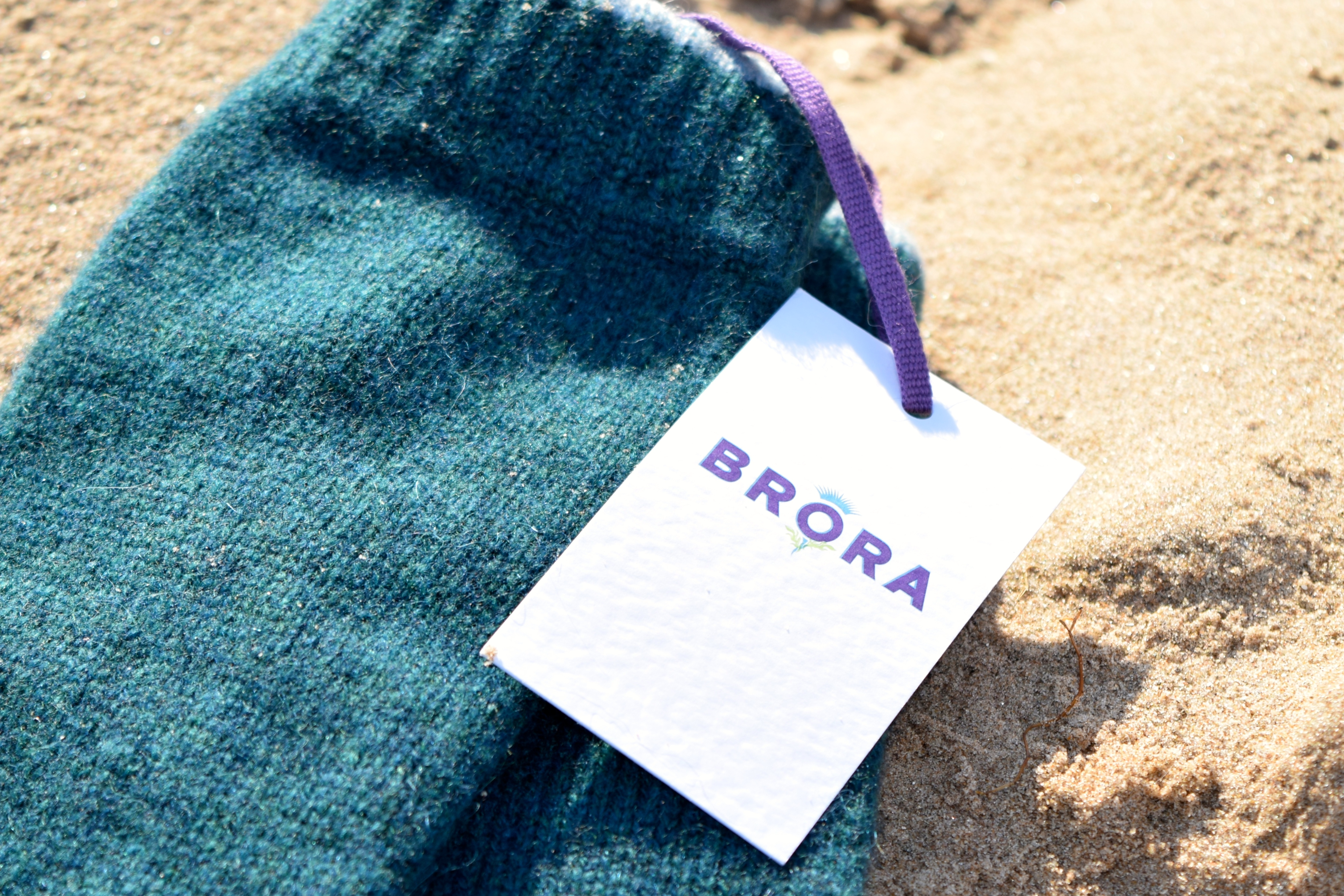 Brora Long Cashmere Gloves 2