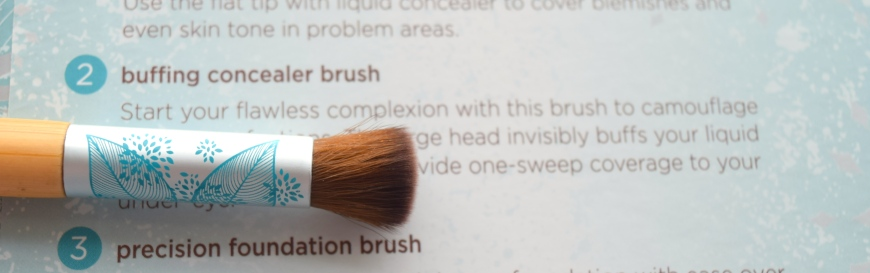 Eco Tools Festive and Flawless brushes 4