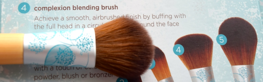 Eco Tools Festive and Flawless brushes 6