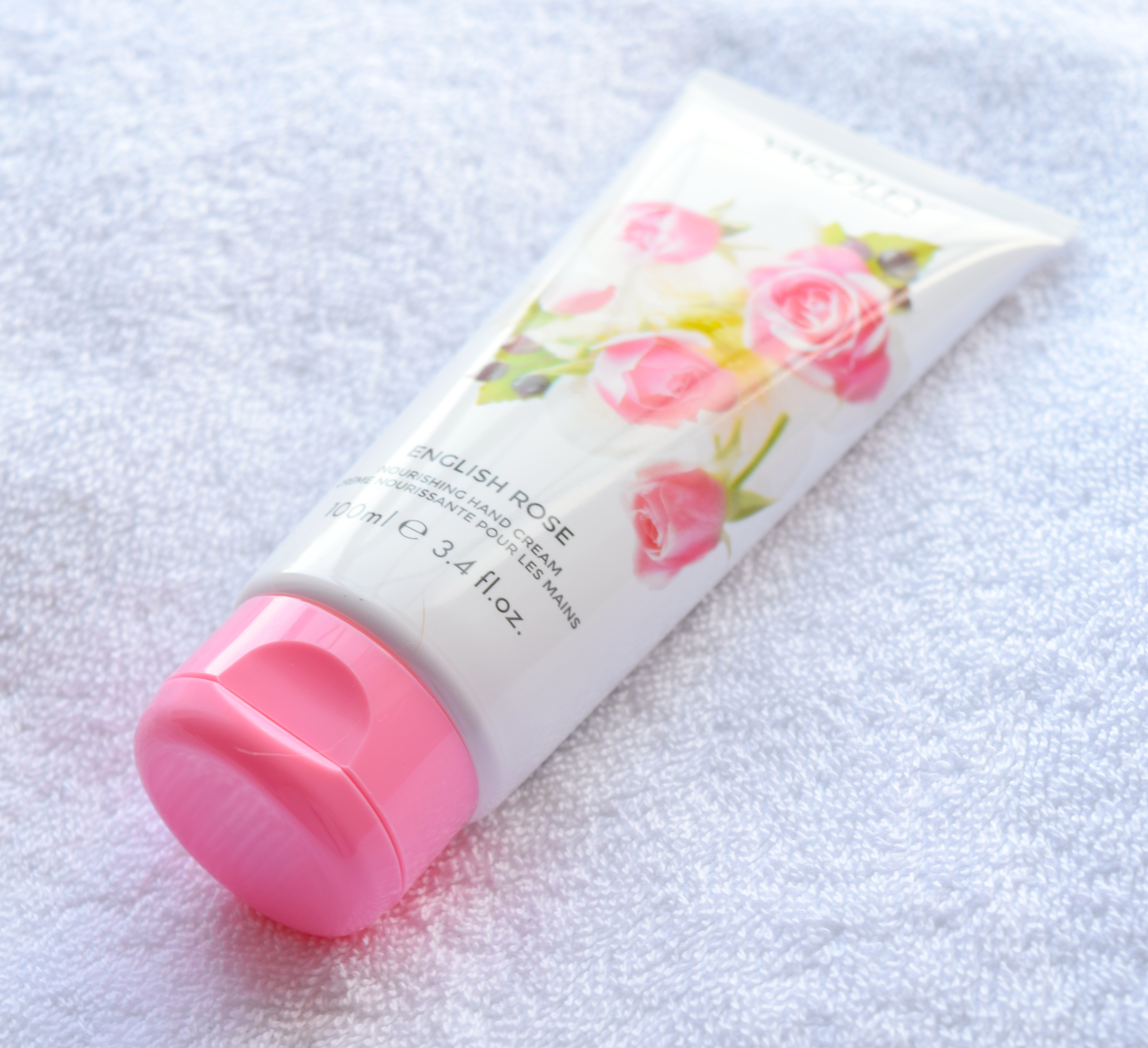 Yardley Rose Hand Cream