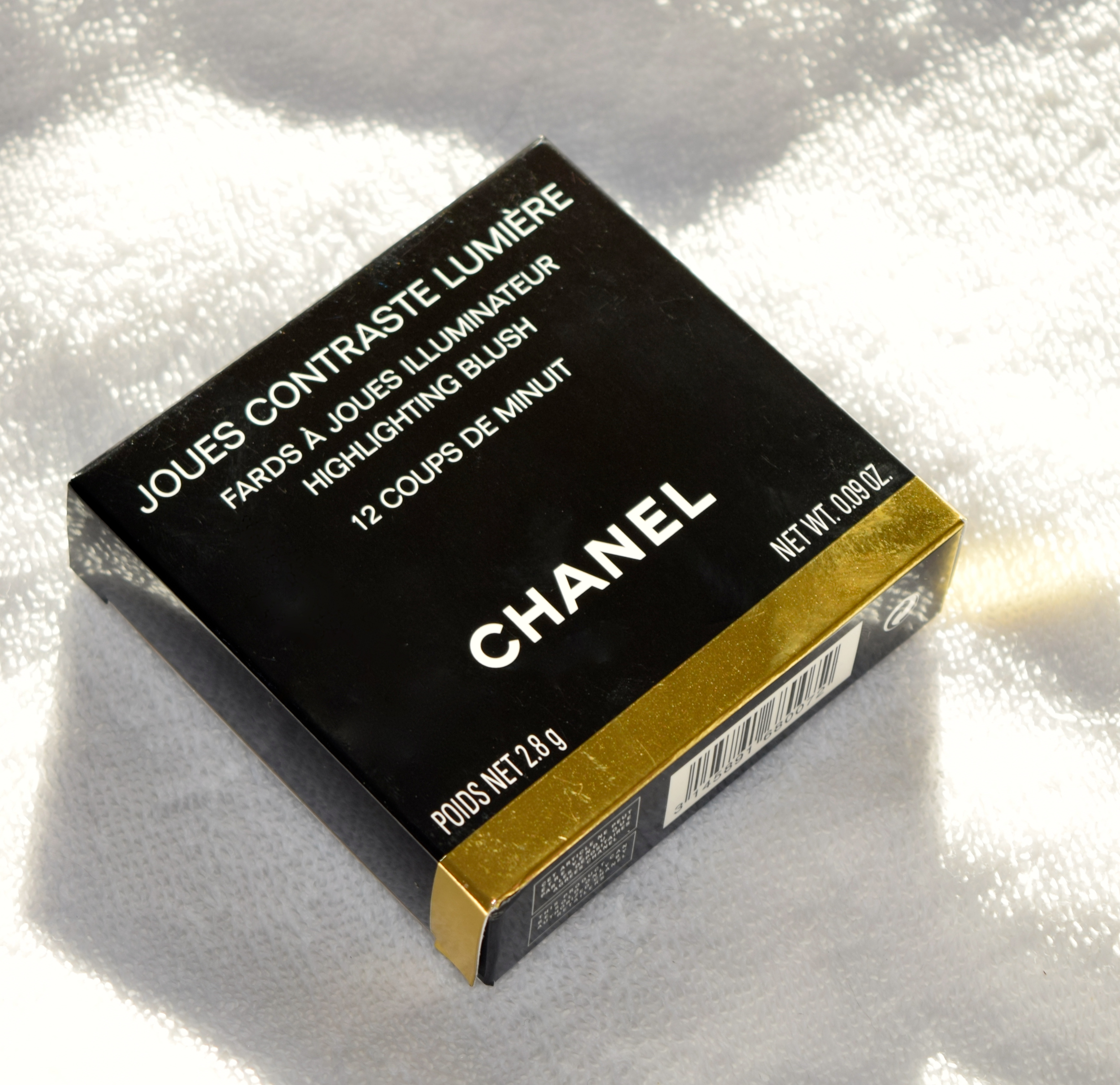 Chanel Coups de Minuit