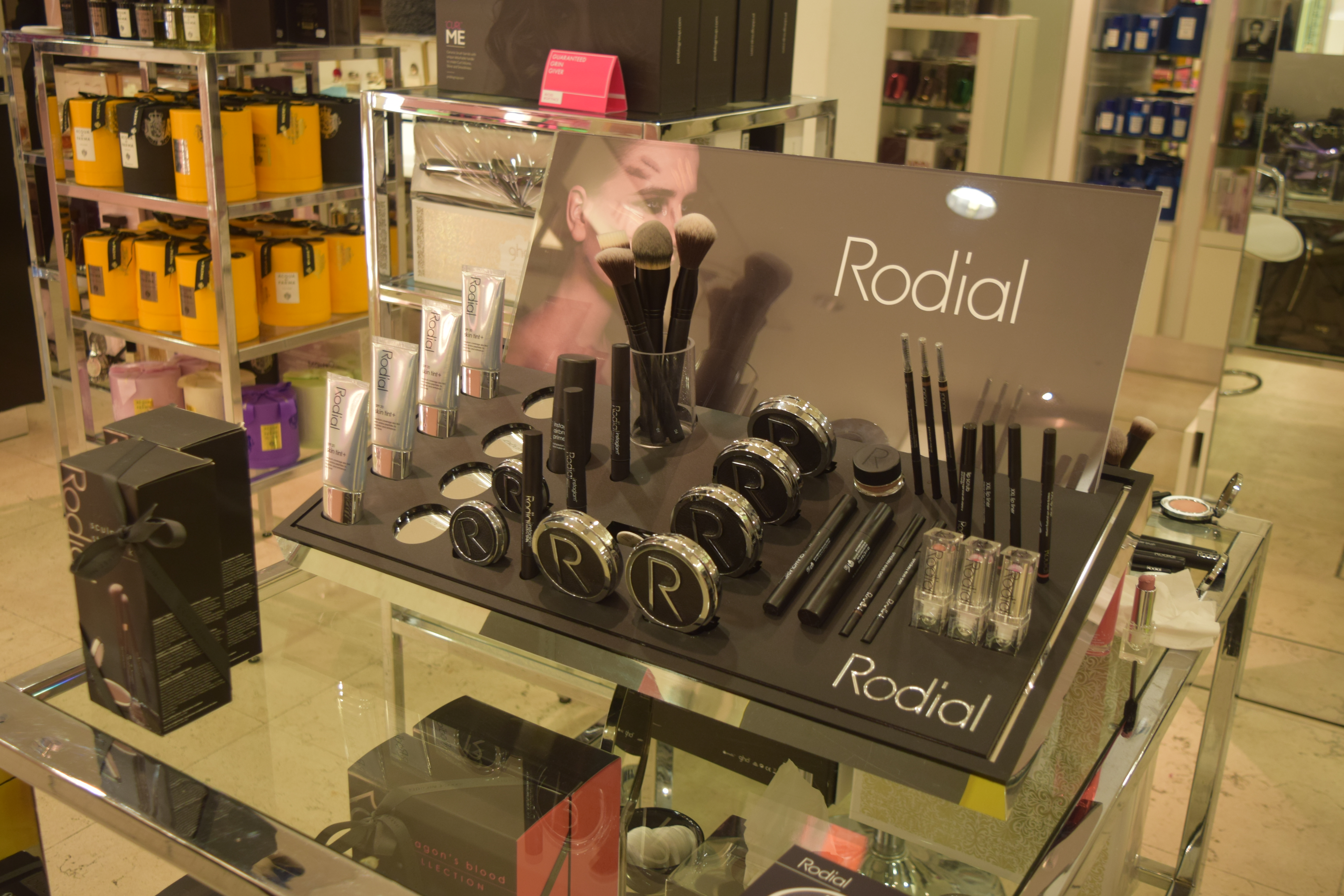 Rodial Harvey Nichols Edinburgh